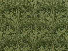 Arts & Crafts Wallpaper, Craftsman Style Wallpaper | Savaric ...