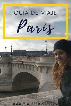 ¿Vas a #viajar a #París? Revisa estos consejos y datos útiles sobre las cosas turísticas, las no turísticas, alojamiento, presupuesto y más.
