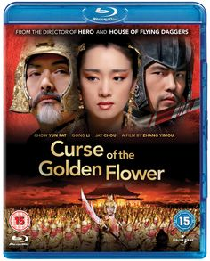 curse of golden flower | Curse of the Golden Flower Blu-ray Disc | AsianBlurayGuide.com