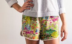 GARDEN VISTA SHORTS by atelier delphine for Of a Kind