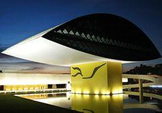 Oscar Niemeyer: confira as 10 maiores obras do mestre da arquitetura brasileira - Sociedade - Comportamento - CLAUDIA - VOCÊ INTEIRA