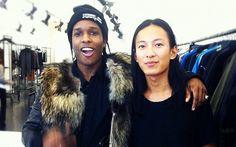 Asap Rocky x Alexander Wang | Hip Hop en Vogue