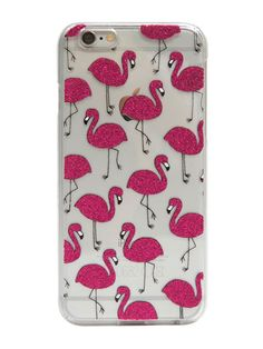 Skinnydip iPhone 6/6S Pink Flamingo Case