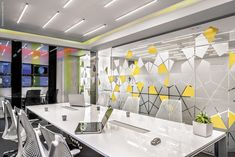 Tribal DDB Office by Identity Design - Office Snapshots