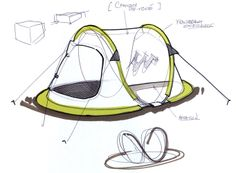 Quechua gives you really beautiful #Tents with experience of really functional designs.
