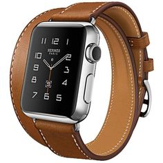 Hoco Single Double Tour Bracelet Leather Band Strap for Apple Watch
