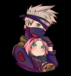 ships-Multisaku - 🌟kakasaku🌟parte 3🌟 - Wattpad Sasuke Sakura, Naruto Kakashi, Hinata, Naruto Team 7, Naruto Family, Naruto Art, Anime Guys, Manga Anime, Chibi