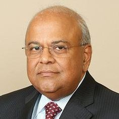 Pravin Gordhan - He took over as Finance Minister of South Africa in May 2009 having previously served as Commissioner and Deputy Commissioner of the South African Revenue Services (SARS) for a total of 11 years.  From 2001 to 2006, Gordhan served as Chairperson of the World Customs Organisation, the only inter-governmental organisation with worldwide membership focused on customs matters including the development of global standards and the facilitation of international trade.