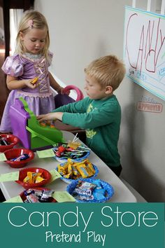 Toddler Approved!: Candy Store Pretend Play {Learning Resources Review & Giveaway}