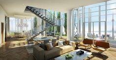 Living Shangri-La Toronto : Interior Design