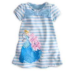 Cinderella Dress and Leggings Set for Girls | Dresses & Skirts | Disney Store