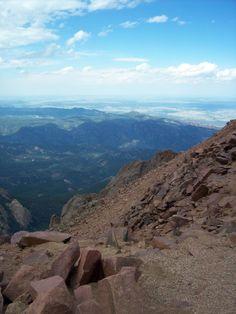 Pike's Peak, Colorado
