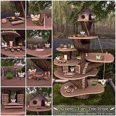Alouette - Fairy Tree House