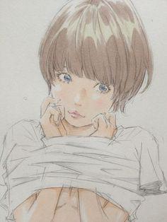 ねぇ、変わったの髪型だけ?by Eisakusaku