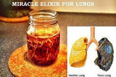 HealthFreedoms – Smokers and Persistent Cough Elixir Cleanse