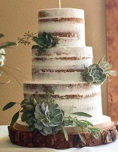 Wedding Cake Rustic, Rustic Cake, Vintage Wedding Cakes, Fall Wedding, Our Wedding, Dream Wedding, Spring Wedding Cakes, Spring Weddings, Wedding Quotes