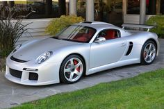 On occasion we find extremely rare and desirable cars that roll across the auction block but few are as pristine and well kept as this 2009 ruf ctrits (. Porsche Models, Porsche Cars, Custom Porsche, Cool Sports Cars, Cool Cars, Fancy Cars, Ruf Automobile, Hummer Truck, Sport Suv