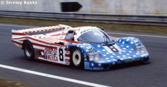 RSC Photo Gallery - Le Mans 24 Hours 1986 - Porsche 956 no.8 - Racing Sports Cars