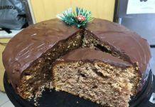Αφράτη και γευστική βασιλόπιτα κέικ βουτύρου με καρύδια από τη Σόφη Τσιώπου Christmas Projects, Meatloaf, Cake Pops, Food And Drink, Beef, Cooking, Cakes, Meat, Kitchen
