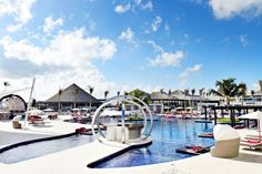 This adults-only luxury hotel is located right on the beautiful Uvero Alto Beach near Punta Cana. The all-inclusive CHIC Punta Cana by Royalton is everything you want from a modern luxury hotel, chic, elegant with state of the art amenities and its every square inch serves the comfort of the guests.