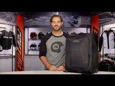 Tour Master Nylon Cruiser III Traveler Bag Review at RevZilla.com - YouTube