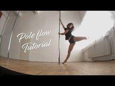 Pole Flow Choreography Tutorial for Beginners / Intermediate - YouTube
