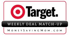 Check out the BEST Target Deals you can get this week!