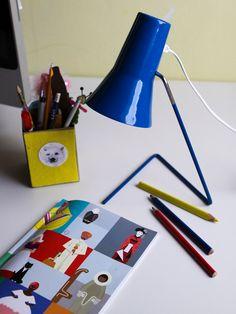 Můj dům, můj squat Desk Lamp, Table Lamp, Home Bedroom, Retro, Lighting, Image, Design, Home Decor, Homemade Home Decor