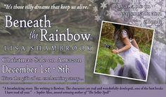 Beneath the Rainbow Sale until Dec 8th 2013... eBook 99p or $1.25 (The Last Krystallos: Beneath the Rainbow SALE and TRAILER)