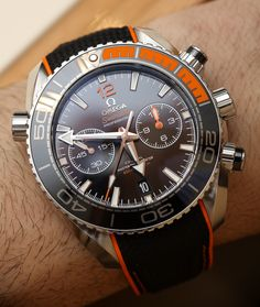 Die neuen Planet Ocean Master Chronometer!