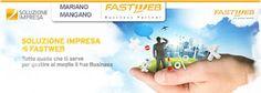 Mariano Mangano Business Partner Fastweb: Business  Partner Fastweb