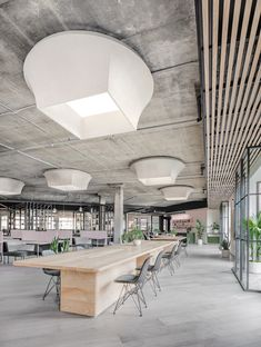 Yves Behar and Amir Mortazavi Launch 2nd CANOPY Shared Workspace Location - Design Milk