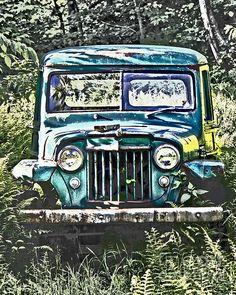 Title:  Off Road Classic   Artist:  Gallery Three   Medium:  Photograph - Photography