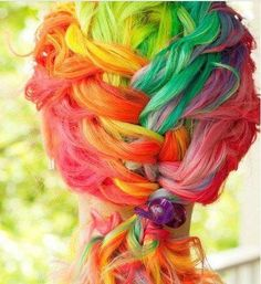 Would love my hair like this even if it was just once