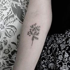 """Résultat de recherche d'images pour """"tattoo mimosa"""""""