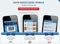 Scholastic Book Wizard Goes Mobile--Organize your library and create custom book lists!