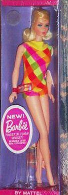 1969 TNT Barbie (Blonde), BARBIE & FRIENDS NRFB ARCHIVES