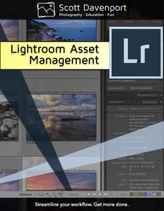 It's Here! Lightroom Asset Management eBook & Video Course