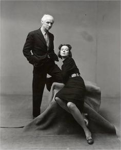 \\ Max Ernst and Dorothea Tanning, New York 1947    Photograph by Irving Penn