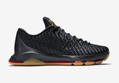 The Nike KD 8 Gets a Premium Woven Upper - SneakerNews.com