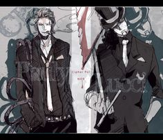 Rob Lucci, Paulie                                                                                                                                                      More