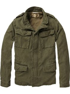 Army jacket | Scotch & Soda