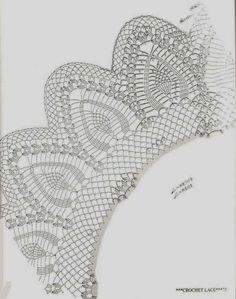 crochelinhasagulhas: Abacaxi em crochê