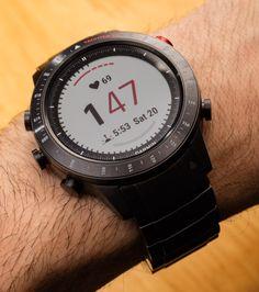 Garmin Marq Driver Smartwatch As A Daily-Wear Watch Review Wear Watch, Face Design, Watch Faces, Wrist Watches, Daily Wear, Check, How To Wear, Watches, Watch