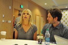 'It's Always Sunny in Philadelphia' Glenn Howerton & Kaitlin Olson Interview - Watch the season nine premiere tomorrow night on FXX http://www.lenalamoray.com/2013/08/01/its-always-sunny-in-philadelphia-glenn-howerton-and-kaitlin-olson-interview/