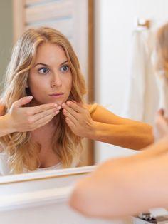Schöne Haut hat man nicht einfach - oder nur in ganz seltenen Fällen. Man muss etwas dafür tun. Aber auch wenn du ganz fleißig bist, macht