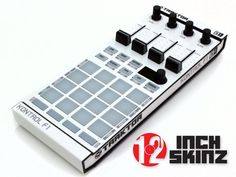 White Skin for Kontrol F1 and X1