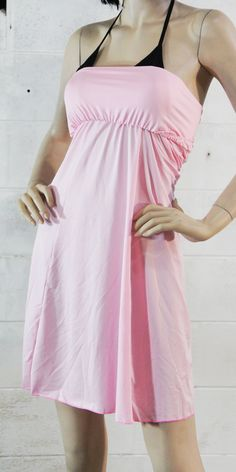 Beach dress Light Pink #pink #costume #cosplay #pb Princess Bubblegum Cosplay, Pink Costume, Fishnet, Pink Dress, Costumes, Beach, Casual, Dresses, Fashion