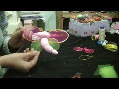 Muñecos Soft...mariposa con alas alambre 1/4....proyecto 58