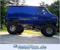 custom chevy cargo custom vans | Chevy Cargo Van Bild - Auto Pixx..sweet